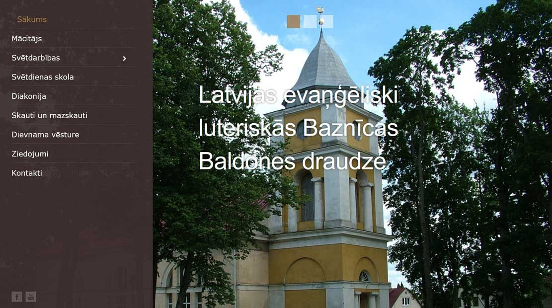 Latvijas evaņģēliski luteriskās Baznīcas Baldones draudze