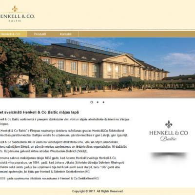 Henkell & Co Baltic